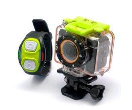 Full HD Waterdichte Actie Camera
