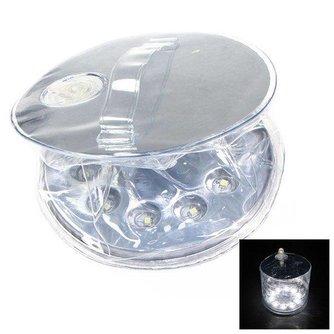 Opblaas Lamp met Zonne-Energie