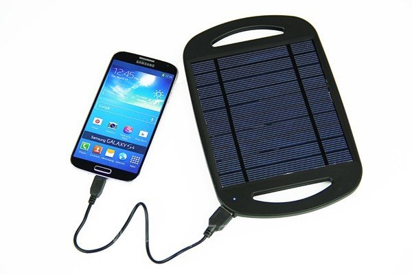 Solar Oplader Pad