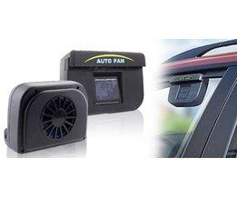 Auto Ventilator Zonne-Energie