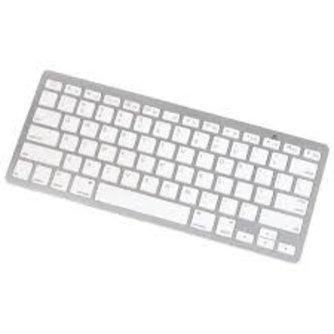 Draadloos Bluetooth Toetsenbord Arabisch/Latijns