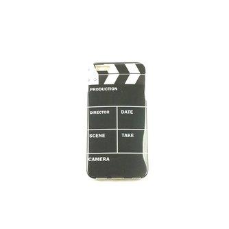 Filmklapper Cover voor iPhone 6 Plus