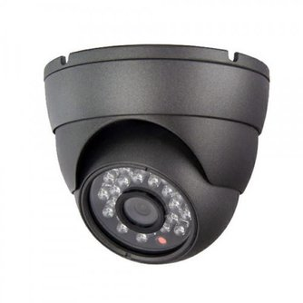 CCD CCTV Video Camera 420 TVL Dome