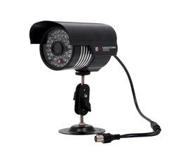 CCD CCTV Video Camera 700 TVL Bullet