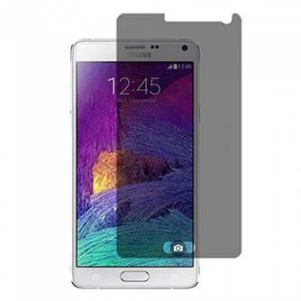 Privacy Screenprotector Samsung Note 4