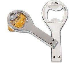 Flessenopener USB Stick