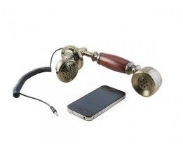 Vintage Telefoon Headset