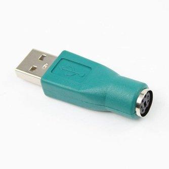 Adapter van PS/2 Vrouwelijk naar USB