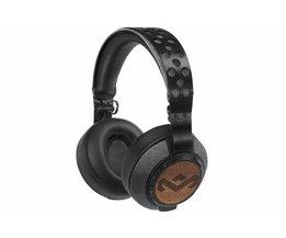 Tech66 Liberate XL Bluetooth Headphones - Zwart / Black