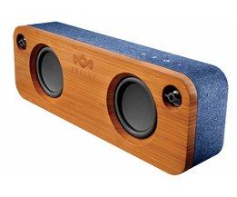 Tech66 Get Together Bluetooth Speaker - Blauw / Blue