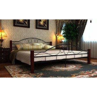 Tech66 2-persoons bed Claire van metaal 180 x 200 cm