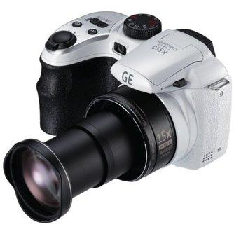 GE X550 Digitale Camera