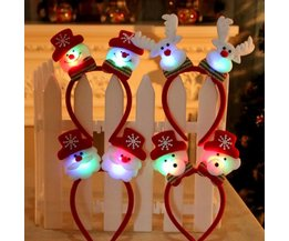 MyXL Kersthaarbanden