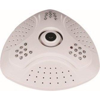 360 Graden IP Beveiligingscamera