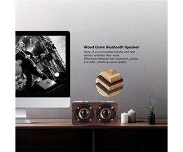 MyXL Houten Bluetooth Speaker