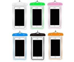 MyXL Waterdichte Mobiele Telefoon Case
