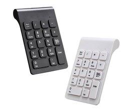 MyXL Draadloos Numeriek Toetsenbord Keypad