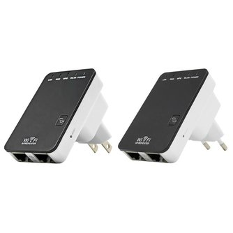 MyXL Wifi Signaal Versterker