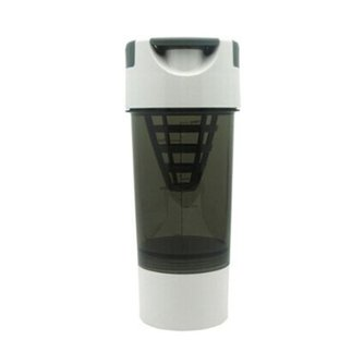 MyXL Eiwit Shaker wei-eiwit poeder voor fitness gym shaker sport voeding mixer fles Voor Eiwit Poeder water fles