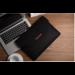 MyXL Wolvilt Laptop Tas 11 13 14 15.6 17.3 inch voor Macbook Air Pro Retina Voor HP Dell Acer Lenovo notebook Flip Laptop Tas 14 inch