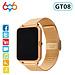 MyXL 696 Smart Horloge GT08 Plus Metalen Band Bluetooth Pols Smartwatch Ondersteuning Sim TF Card Android & IOS Horloge Multi- talen PK S8 Z60