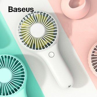 MyXL Baseus Mini USB Ventilator Draagbare Handheld Ventiladors Oplaadbare Ingebouwde Batterij 1800 mAH Handy Air Koelventilator Voor Outdoor Home
