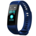 MyXL Smart Horloge Sport Fitness Activiteit Hartslag Tracker Bloeddruk polsband IP67 Waterdichte band Stappenteller voor IOS Android