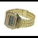 MyXL Tijdzone #401 Vintage Vrouwen Mannen Rvs Digitale Alarm Stopwatch Polshorloge Heren Horloges TopLuxe Horloge