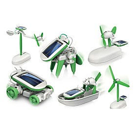 Zonne-energie gadgets