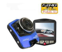 MyXL 2019Originele Podofo A1 Mini Auto DVR Camera Dashcam Full HD 1080 P Video Registrator Recorder G-sensor nachtzicht Dash Cam