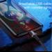 MyXL Baseus USB Type C Kabel Voor Samsung Xiao mi rode Mi note 7 Mi 9 t snelle oplaadsnoer USB-C oplader Mobiele Telefoon USBC Type-c Kabel 2 m