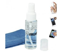 Muvit Screen Cleaner Set