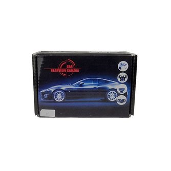 LCD Inparkeer Scherm Auto