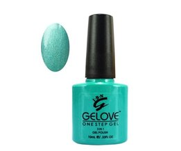 Gelove One Step Gel Nagellak Turqouise Mystery