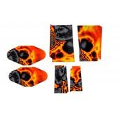 Sticker Lava voor de Playstation 4