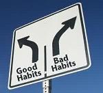 Digitale slechte gewoonten.