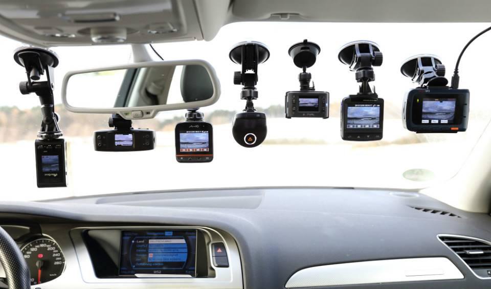 Dashboard camera als bewijs