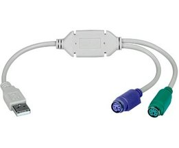 PS2 usb adapter