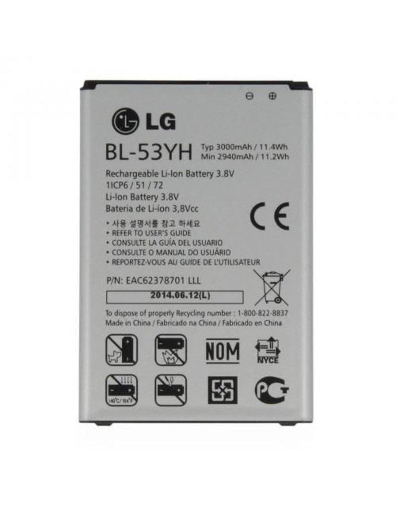 LG LG G3 Batterij BL-53YH origineel