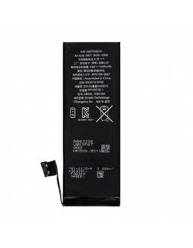 Batterij iPhone 5C APN 616-0613