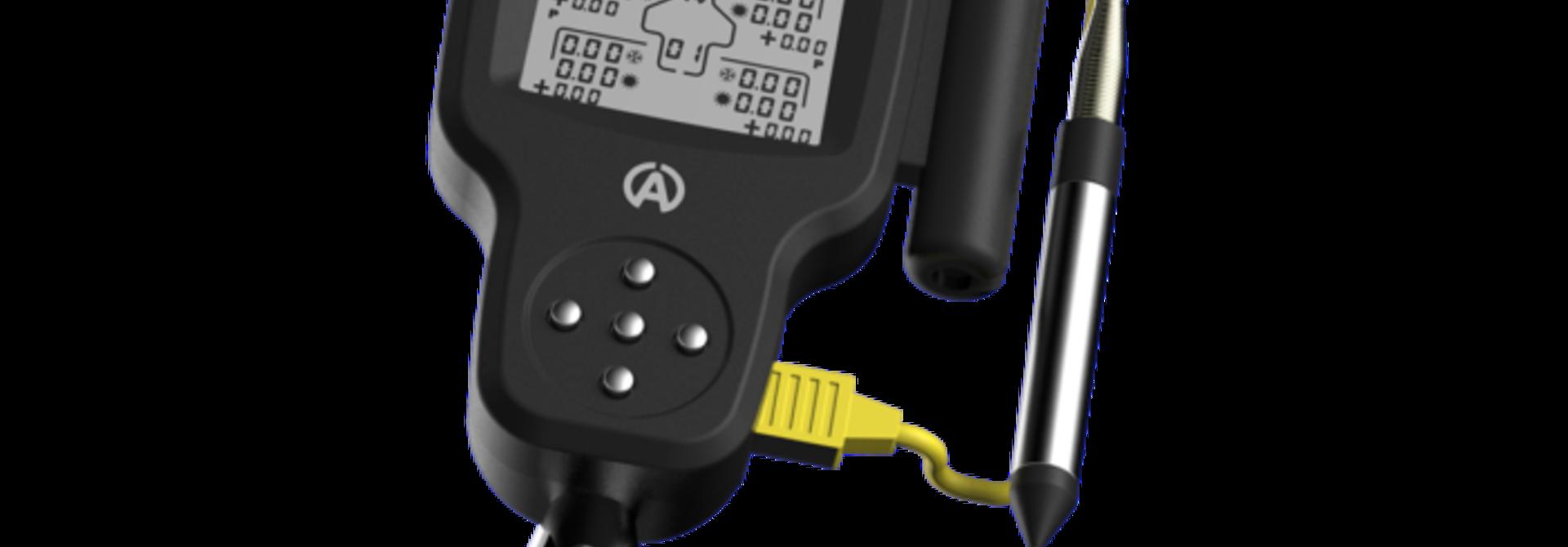 Bandendruk & Temperatuur meters
