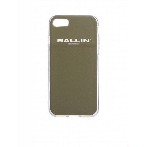 BALLIN Amsterdam iPhone 5 Case Legergroen