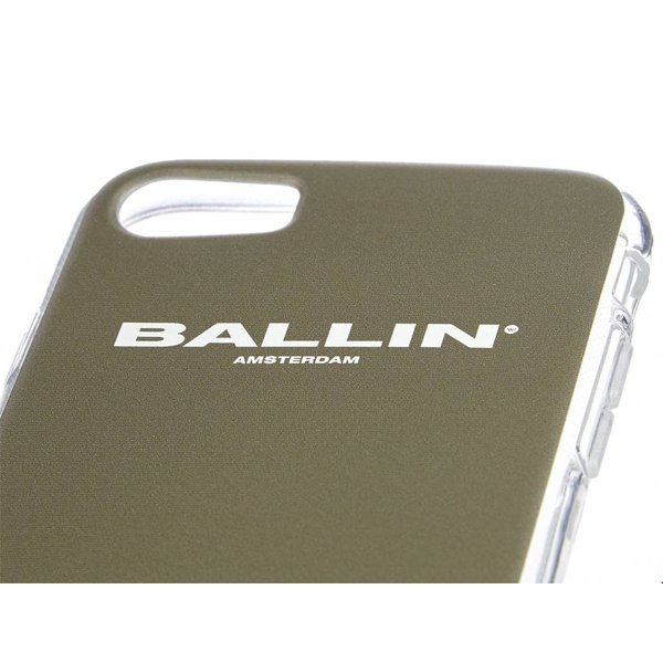 BALLIN Amsterdam iPhone 5 Case Legergroen