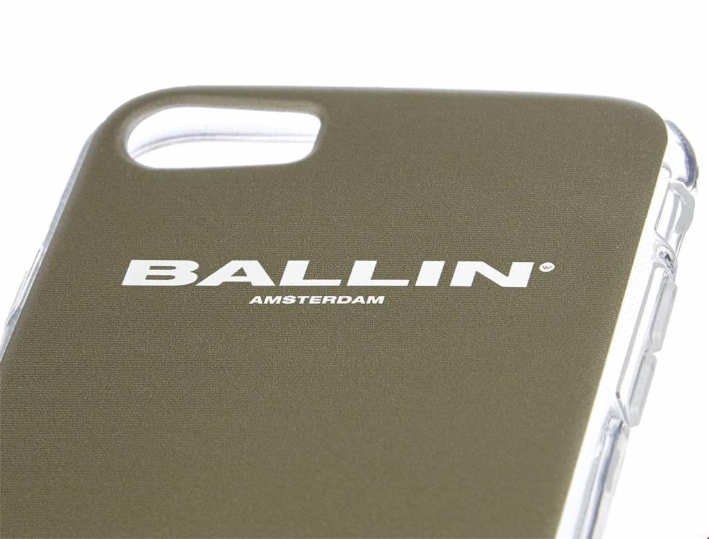BALLIN Amsterdam iPhone 5 Hülle Armee grün