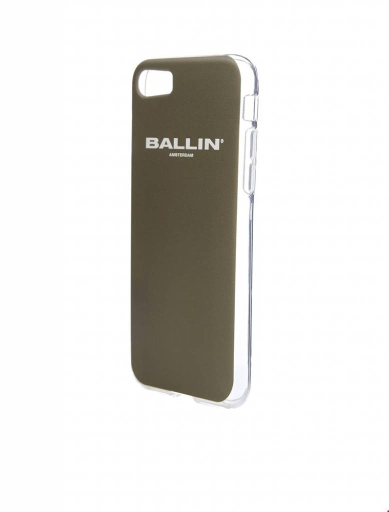BALLIN Amsterdam iPhone 5 Case Army green