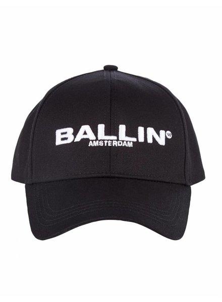BALLIN Amsterdam Baseball Cap Zwart