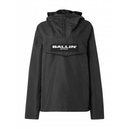 Ballin Amsterdam  Anorak Jacket Black