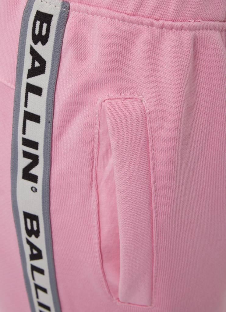 Ballin Amsterdam Damen Tape Hosen Pink