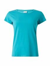 Ballin Amsterdam Damen T-Shirt T-Shirt Türkis