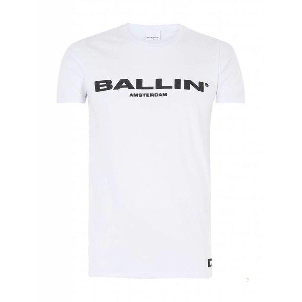 BALLIN Amsterdam Original T-shirt White